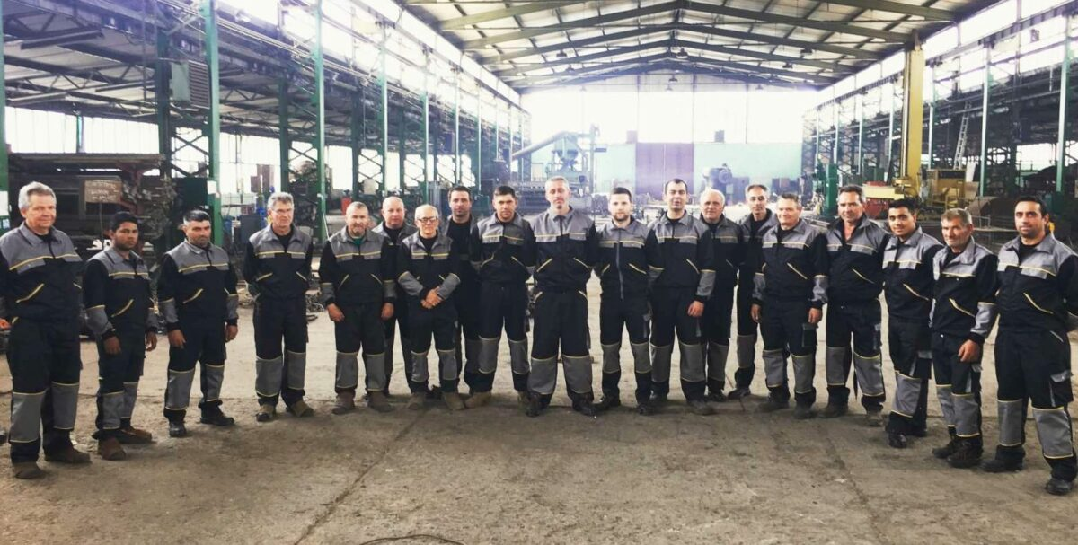 Our team at Atom Steel
