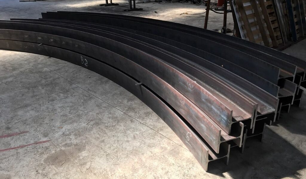 Steel Arches For Tunnels - Tunnel Construction 4